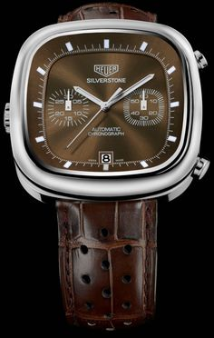Tag Heuer Silverstone watch