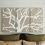 DIY Wall Art tree | This was originally from JCPenny, but it was no longer available for ...