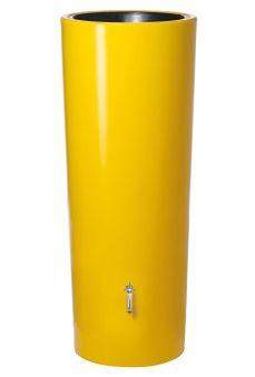 Regentonne Color 2in1 350l mit Pflanzschale sunny Graf Bild 1