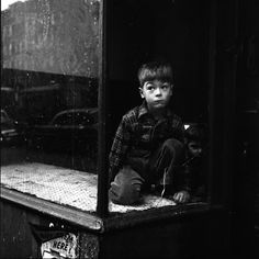 Vivian Dorothea Maier (February 1, 1926 – April 21, 2009) was an American amateur street photographer, who was born in New York City, but grew up in France. After returning to the United States, she worked for approximately forty years as a nanny in Chicago, Illinois. During those years, she took more than 100,000 photographs, primarily of people and cityscapes in Chicago.