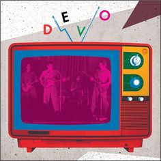 Devo - Miracle Witness Hour on Limited Edition Colored 180g LP + Download