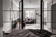 Trendenser.se - en av Sveriges största inredningsbloggar Room Interior, Interior Exterior, Interior Architecture, Modern Design, Home Design, Home Interior Design, Design Blogs, Interior Decorating, Scandinavian Interior