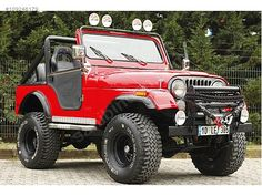 Okay Im turning my jeep into this during the summer! Jeep CJ-5