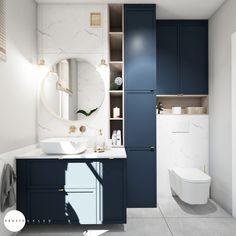 Small Bathroom Interior, Diy Bathroom Decor, Budget Bathroom, Bathroom Organization, Home Decor, Design, Marble, Rooms, Interiors