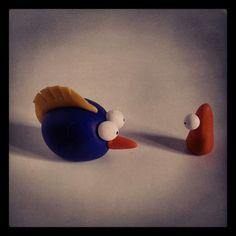 Puppacci: an informal meeting. #meeting #handmade #puppacci #mini-puppacci