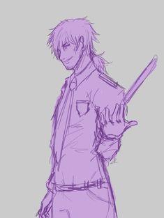 Vincent bishop purple guy