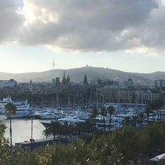 Vivir en Barcelona #view #barcelone