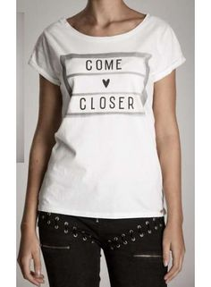 Cotton Candy top 'Come Closer'