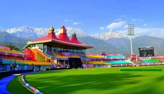 India-Pakistan World T20 match in Dharamsala