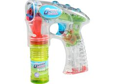 OUTRA BUBBLE blinkande bubbelpistol White Out Tape, Toothbrush Holder, Bubbles, Office Supplies, Soap, Soaps, Vw Beetles