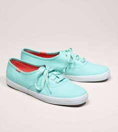 Teal Keds from American Eagle