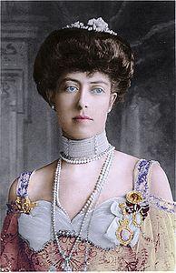 Principessa Vittoria figlia di Edoardo e nipote di Vittoria 1868+1935.Non si maritò.