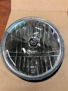 "#harley Harley Davidson 5 3/4"" Stock Halogen Headlight W/bulb please retweet"