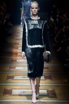 Lanvin Fall 2014 Ready-to-Wear Fashion Show - Katlin Aas (IMG)
