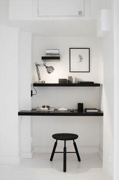 Bureau | ♥ ZALINKA.COM ☆ petit espace