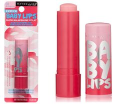 NEW Maybelline Baby Lips Glow (Now Available Online) | Nouveau Cheap