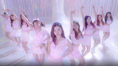 "Watch: gugudan Welcomes You To Their ""Wonderland"" In Debut MV"