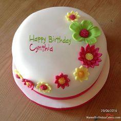 Colorful flower  (Cynthia)