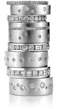 Christopher Duquet stacking rings