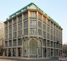 Hermann Muthesius - Tuteur Haus, Berlin