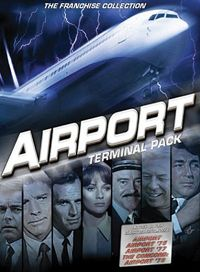 Airport Terminal Pack - DVD