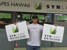 Yes, Hawaii needs SYNLawn too!