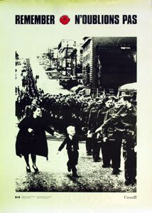 Lest we forget. 1940 in BC, Canada