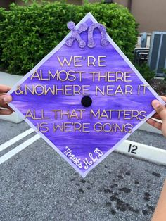 Need this quote on my grad cap!! Love lorleai