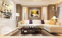 Thiết kế biệt thự T2 Ciputra phong cách Tân Cổ Điển