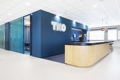 TNO Helmond – Automotive Campus by Hollandse Nieuwe - Office space Space, Floor Space, Spaces