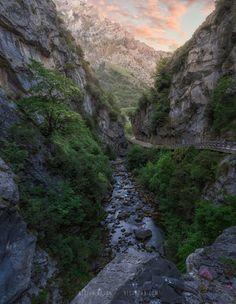https://flic.kr/p/Wdh4S4 | Entrada a Cain, León, España |  Facebook —  Twitter — Flickr — Instagram