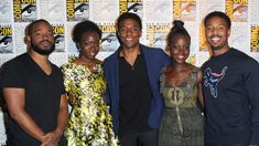 "Cast of ""Black Panther"""