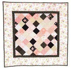 A Little Bit of Sparkle – Charm Square on Point Quilt + FREE Tutorial! Quilting For Beginners, Quilting Tips, Quilting Projects, Charm Quilt, Easy Quilt Patterns, Missouri Star Quilt, Riley Blake, Easy Quilts, Free Motion Quilting