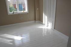 Vitt golv