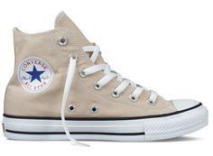Converse high top frappe