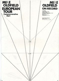 European Tour 1979 Tubular Bells, Mike Oldfield, European Tour, Tours