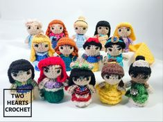 Need an ami pattern? I've got everything from Star Trek to Supernatural. Check it out!