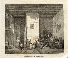 Het traditionele Brabantse gezin in de 17de en 18de eeuw. Klik op de afbeelding voor het verhaal erbij!