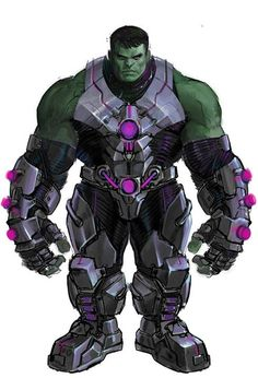 Indestructible Hulk by Mukesh Singh *