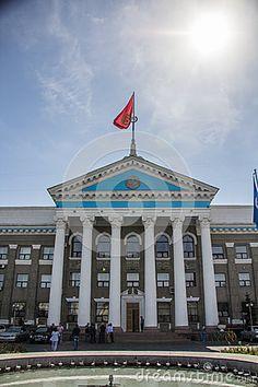 Beautiful Kirghistan- Bishkek- Kirgiz capital