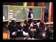"""Multiplicación: """"Método Japones"""" Part.1"""