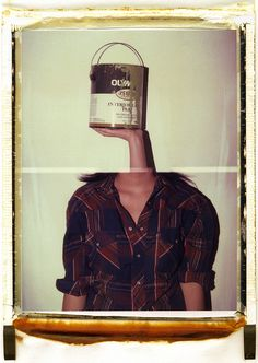 A CAN OF PAINT