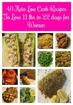 40 keto low carb recipes to lose 11 lbs in 22 days for women free e Pork Rib Recipes, Chicken And Shrimp Recipes, Healthy Dinner Recipes, Low Carb Recipes, Baked Garlic Parmesan Chicken, Baked Ribs, Fruit Salad Recipes, Afternoon Snacks, 22 Days