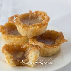 These delicious Old Fashioned Butter Tarts are made from scratch. Flaky, buttery tart shell are the key to making the best butter tarts ever!