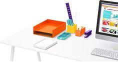 Design-a-Desk @ Poppin