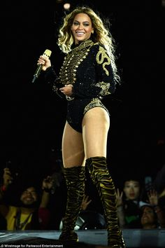 Center stage: Pop star Beyonce is  set to make a surprise appearance at the MTV VMAs on Sunday