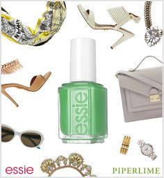 let the color celebration begin this july! enter for a chance to win a chic summer wardrobe, or a manicure kit featuring essie's beloved 'mojito madness'.
