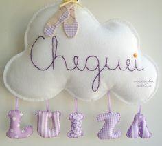 Caixa Chic: ABAJUR / baby