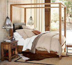 soft tan bed sheets