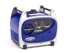 SALE Yamaha EF2400iS 2,400 Watt 171cc OHV 4-Stroke Gas Powered Portable Inverter Generator (CARB Compliant)
